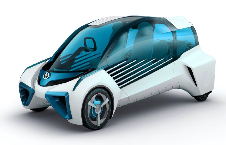 Fuel Cell Electric Vehicles Fcevs Are Ed By Hydrogen And More Efficient Than Conventional With Internal Combustion Engines